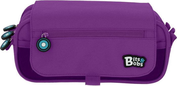 Portatodo triple bits&bobs violeta
