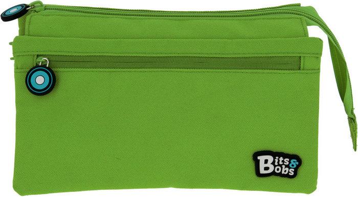 Portatodo cuadruple bits&bobs verde