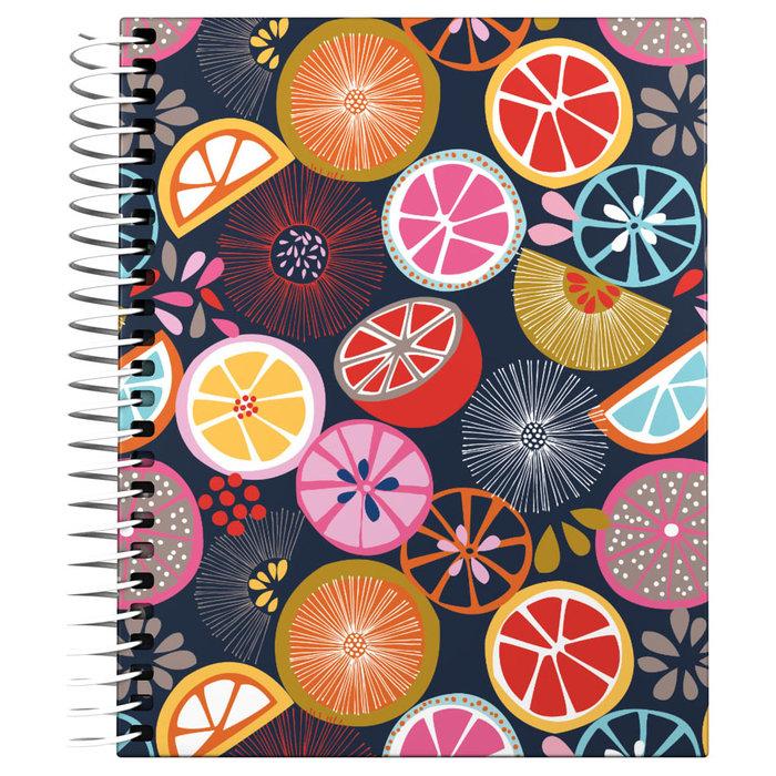 Cuaderno forrada a6 cuadros jproust 20 orange