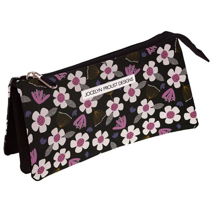 Portatodo triple jproust 20 floral