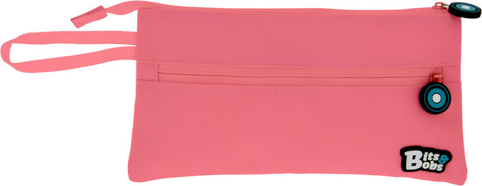 Portatodo plano bits&bobs rosa claro 20