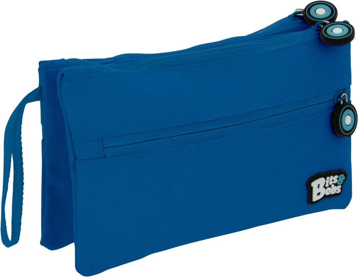 Portatodo doble plano bits&bobs azul 20