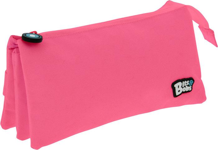 Portatodo triple plano bits&bobs rosa 20