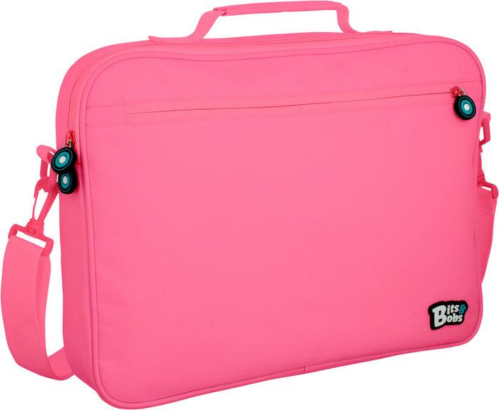 Bandolera bits&bobs rosa 20