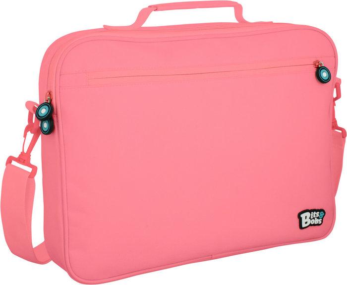 Bandolera bits&bobs rosa claro 20