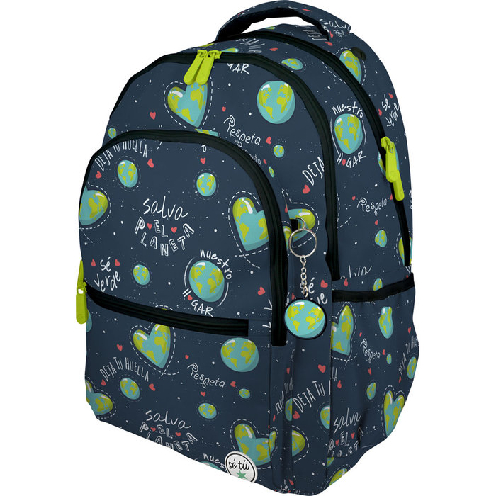 Mochila roomy se tu 21 planet