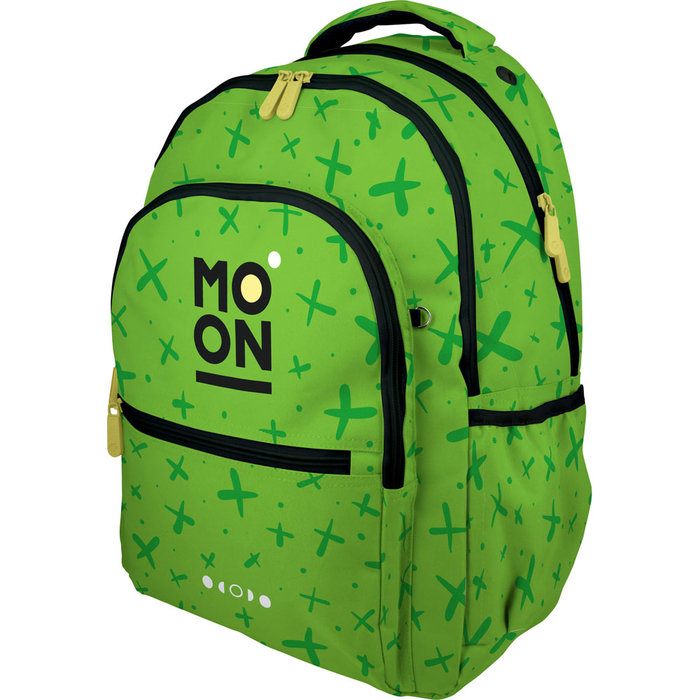 Mochila roomy moon verde