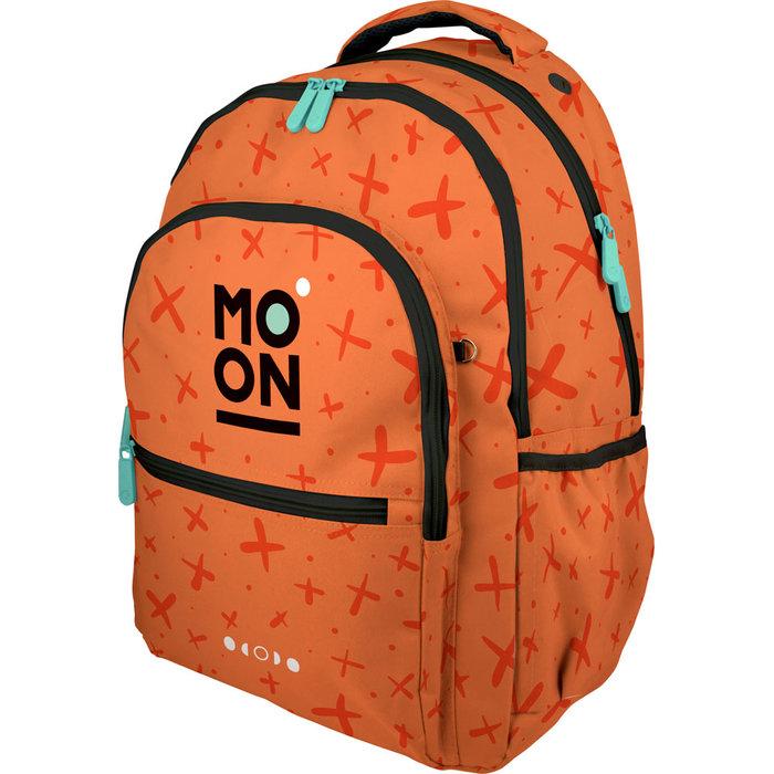 Mochila roomy moon naranja