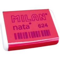 Goma milan 624 c/24 plastico nata