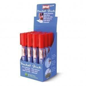 Barra adhesiva instant 5 grs classic pocket stick