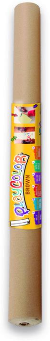 Rollo papel autoadhesivo mural playcolor 0,6 x 6 m marron