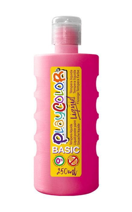 Tempera playcolor liquid basic 250 ml magenta