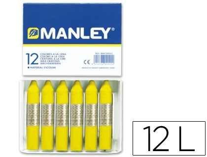 Ceras manley amarillo permanente (3)