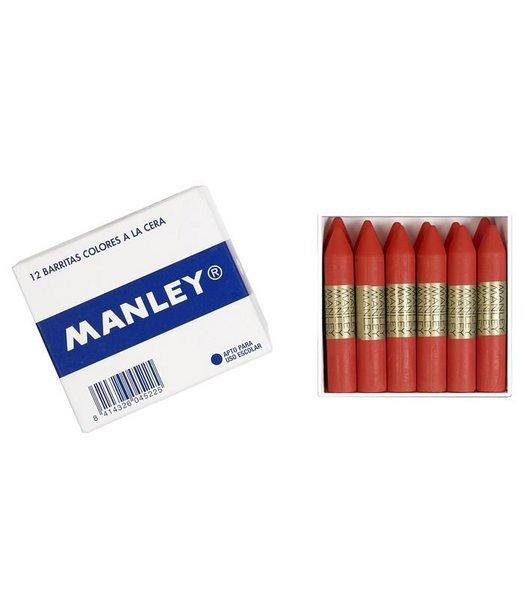 Ceras manley oxido rojo (66)