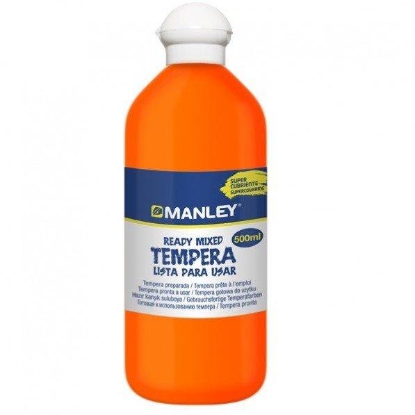 Tempera preparada naranja (6)