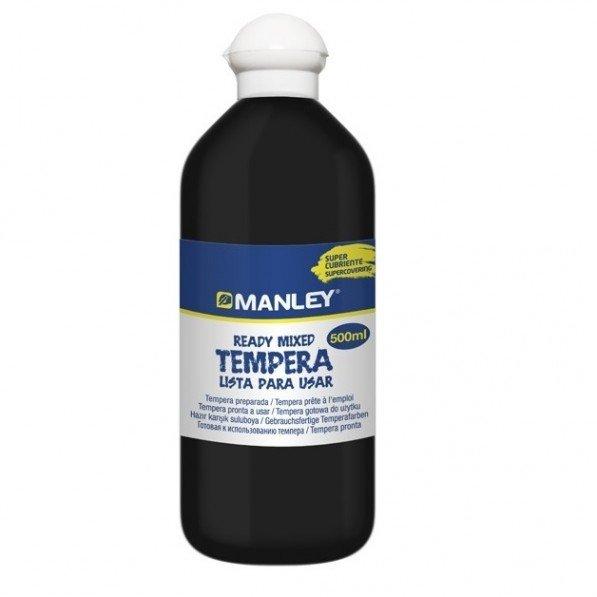 Tempera preparada negro (30)