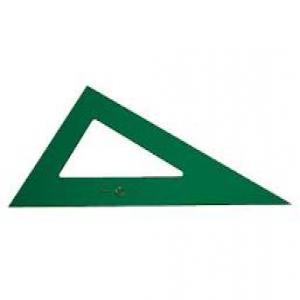 Cartabon faber 32cm verde 666-32