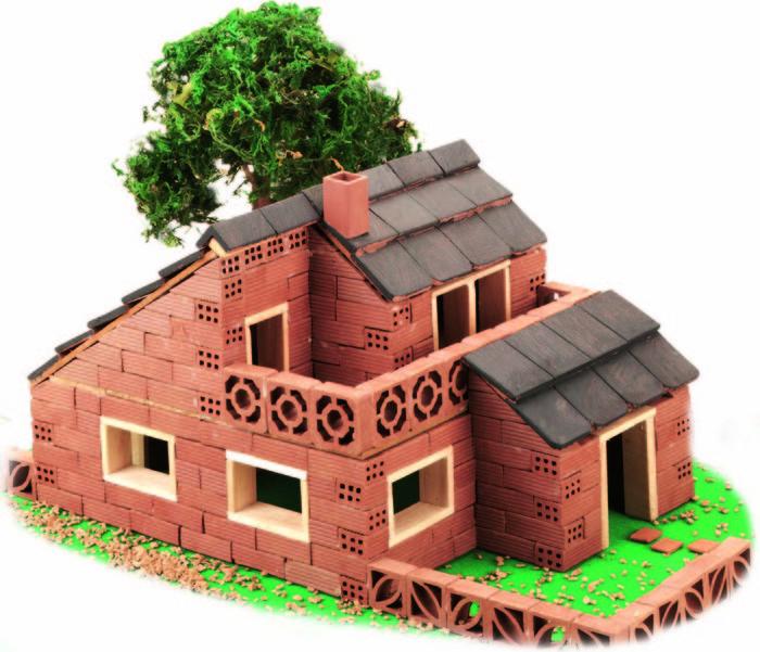 Kit de construccion casa duplex
