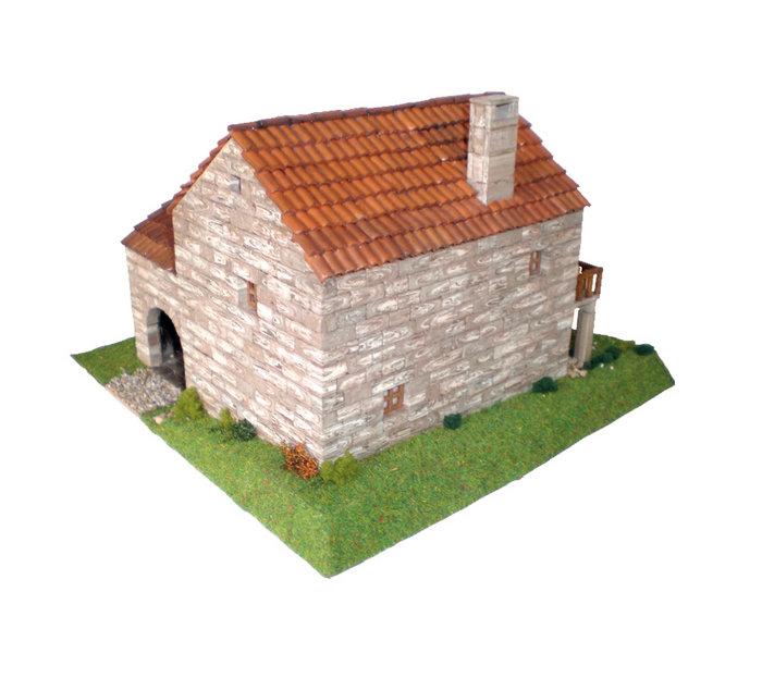 Kit de construccion casa gallega
