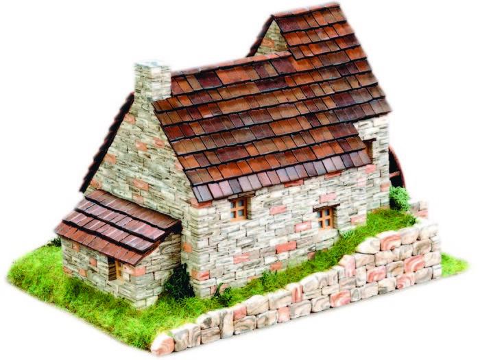 Kit de construccion casa old cottage