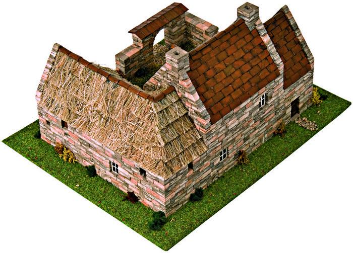 Kit de construccion casa de normandia