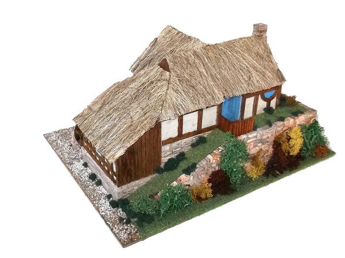 Kit de construccion casa hobbiton