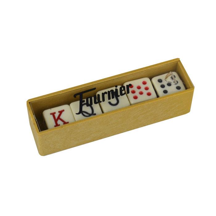 Dados pocker 28984 c/caja