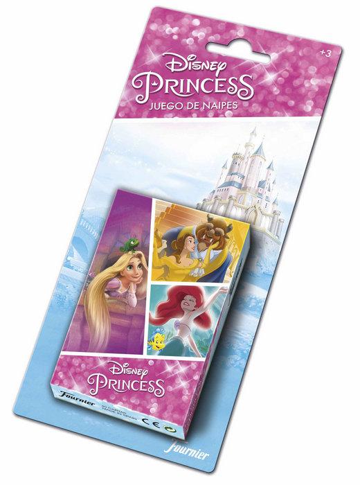 Baraja cartas infantil princesas disney