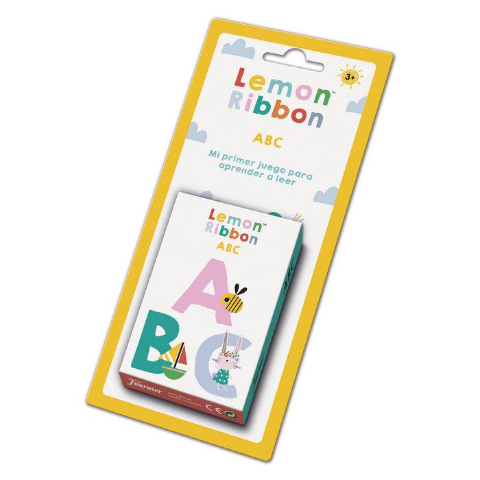 Baraja educativa lemon ribbon abc