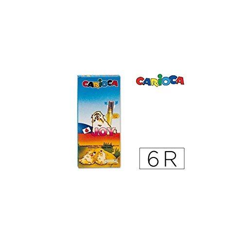 Rotulador carioca 6/c joy