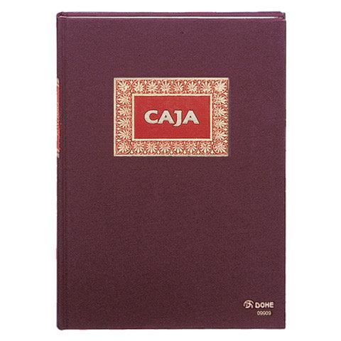 Libro contabilidad fº nat 100h caja