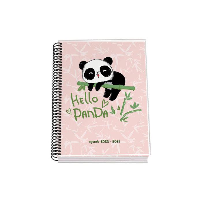 Agenda escolar 20-21 nexus sv dohe a5 panda