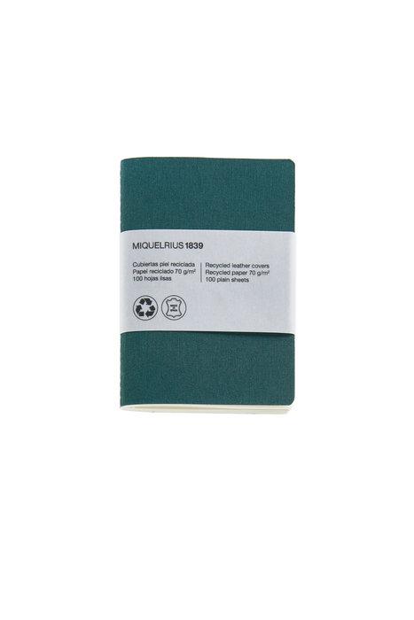 Cuaderno de notas tela a6 48 h liso reciclado