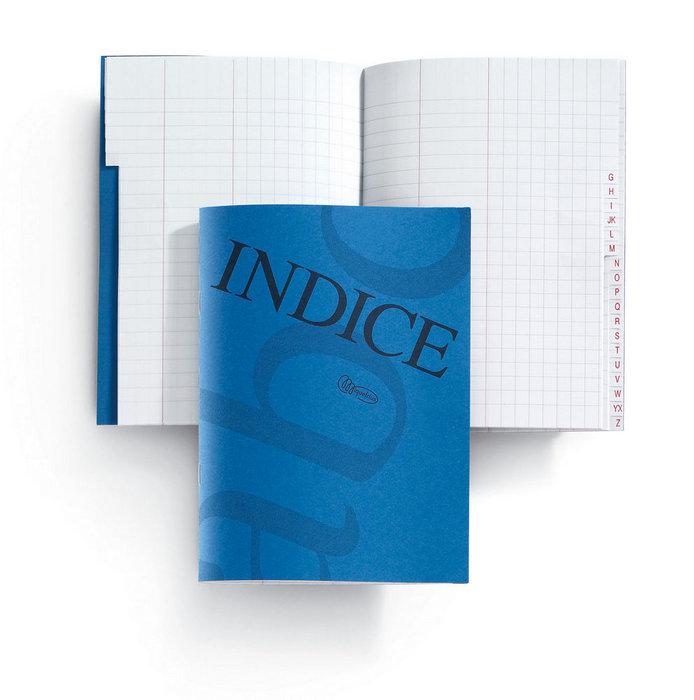 Cuaderno indice 4º 16h economico