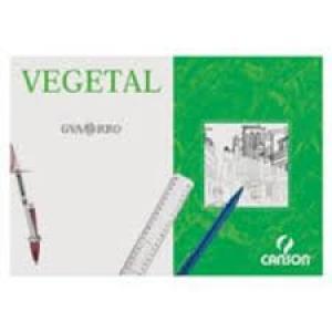 Bloc papel vegetal a3 50h 90/95gr