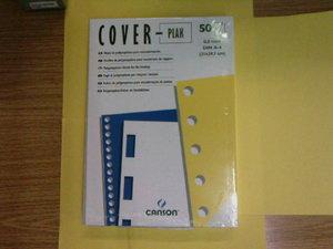 Portada cover-plak a4 0,8 translucida