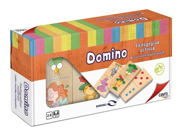 Juego de mesa domino kids