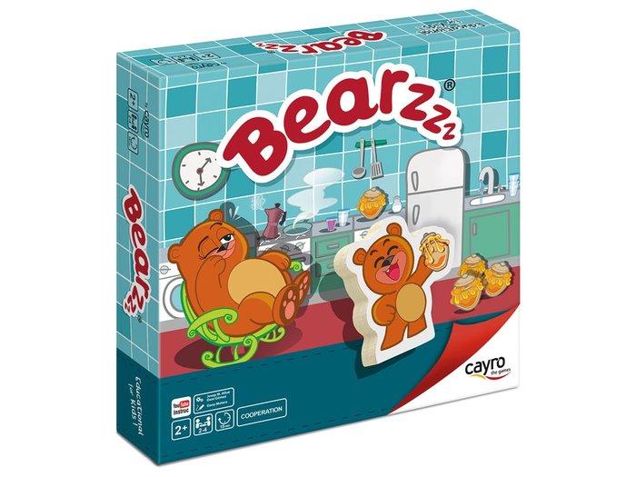 Juego de mesa infantil oso bearzzz