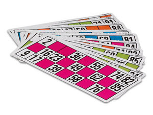 Cartones loteria xxl cayro 48 uds