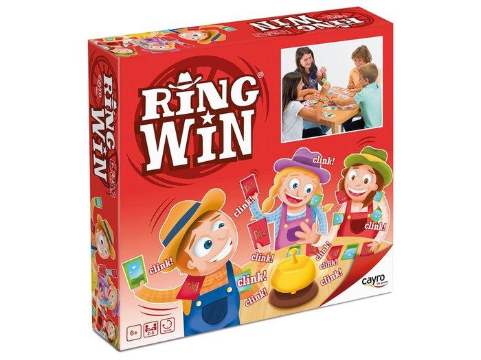 Juego de mesa ring win