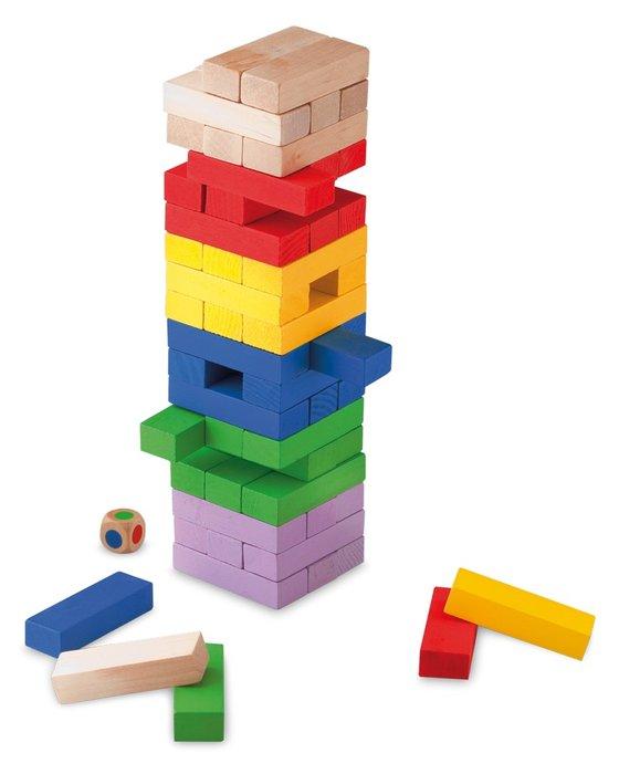 Juego de mesa block block colors