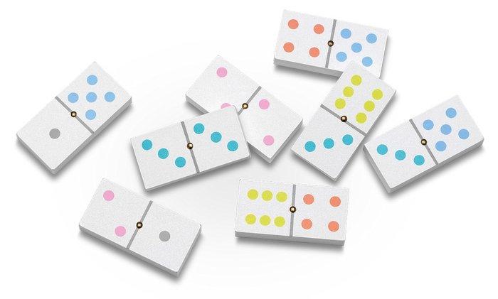Juego de mesa domino deco
