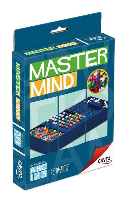 Juego de mesa master mind colores viaje