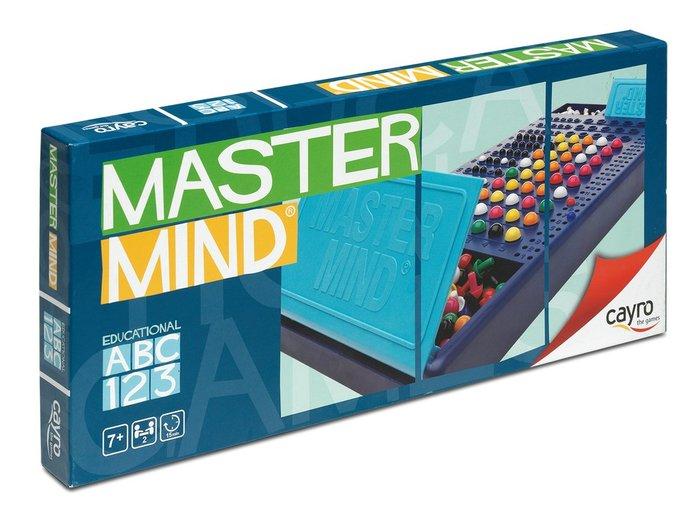 Juego de mesa master mind colores