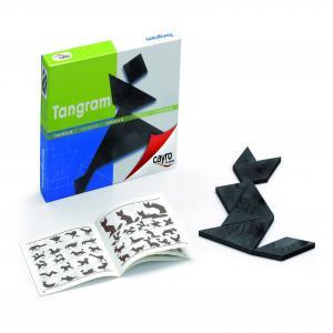 Juego de mesa tangram en caja de carton