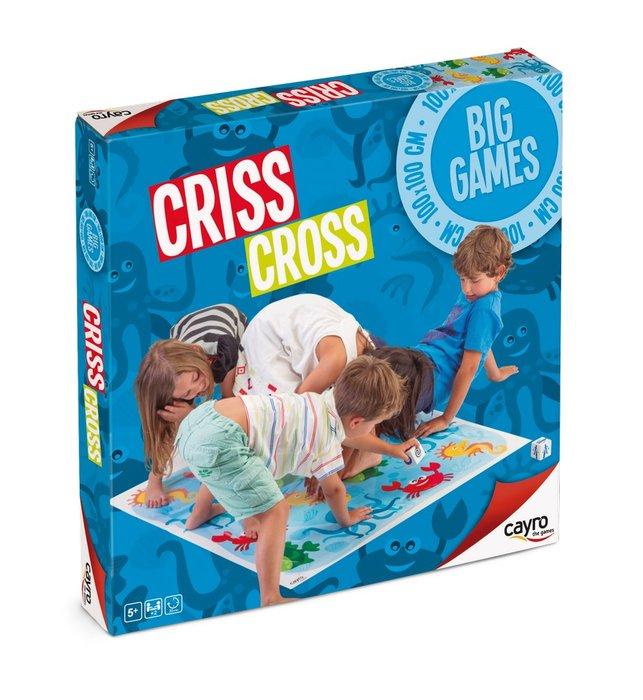 Juego de mesa crisscross