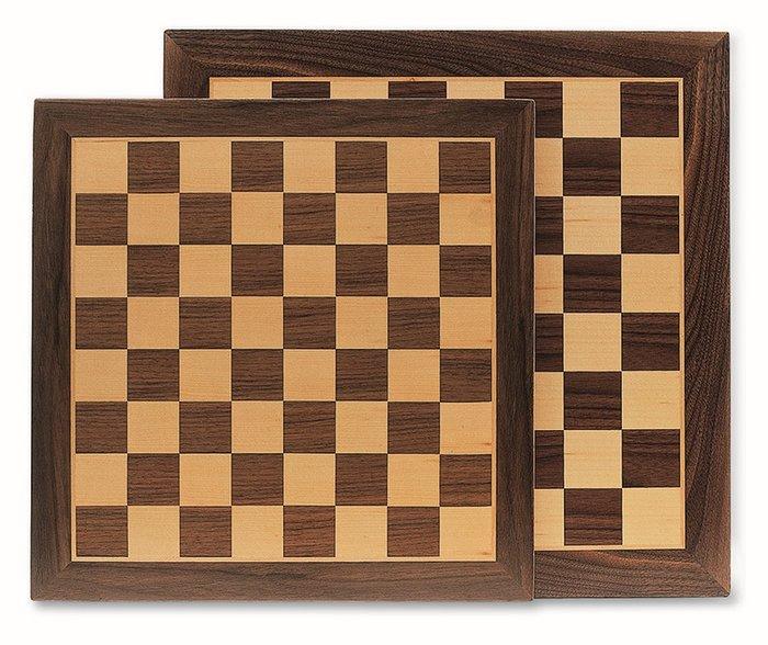 Tablero ajedrez marqueteria 35 x 35 cm