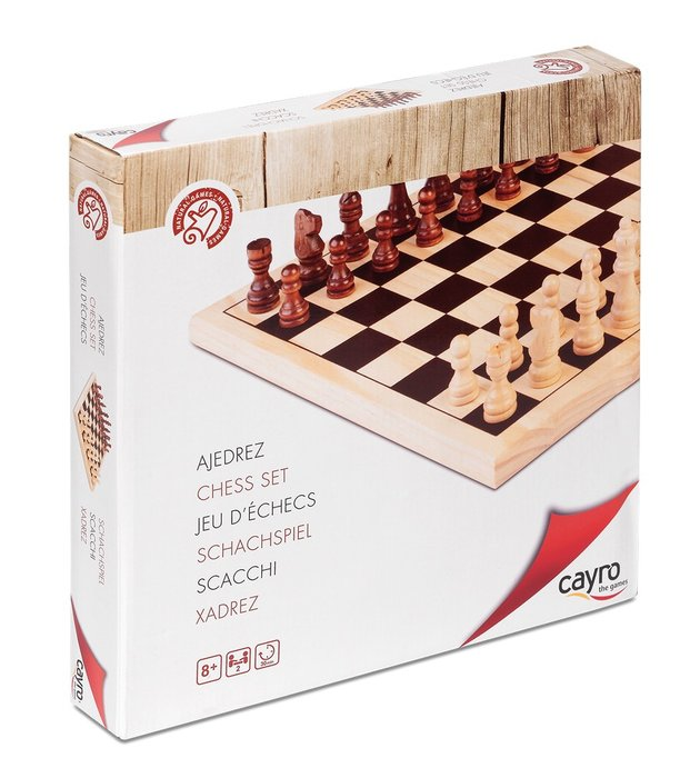 Juego de mesa ajedrez