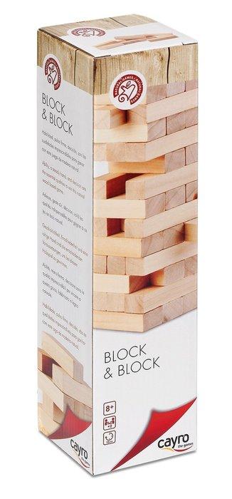 Juego de mesa block block classic
