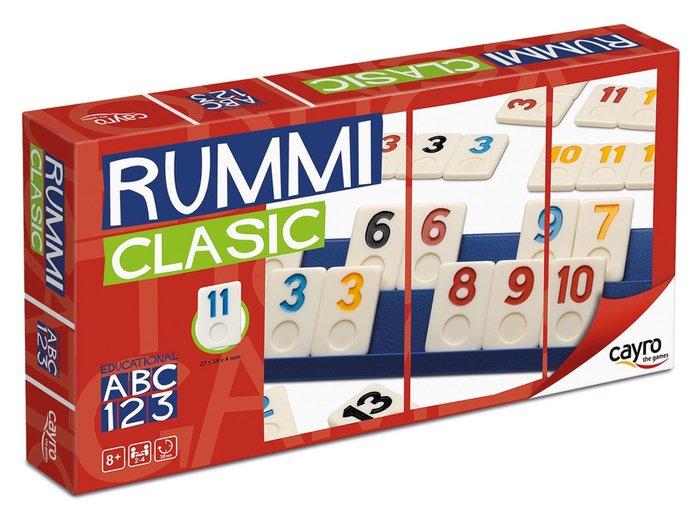 Rummiclasic 4 jugadores